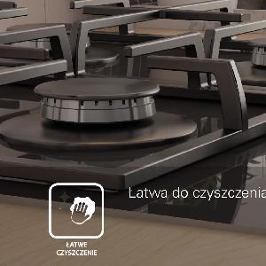 Płyta Gazowa Cookelewis 60 Cm 4 Palniki